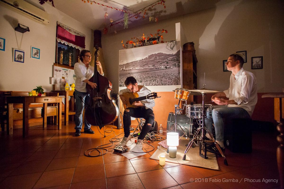 J&W - Round Midnight - Emanuele Grafiti Trio