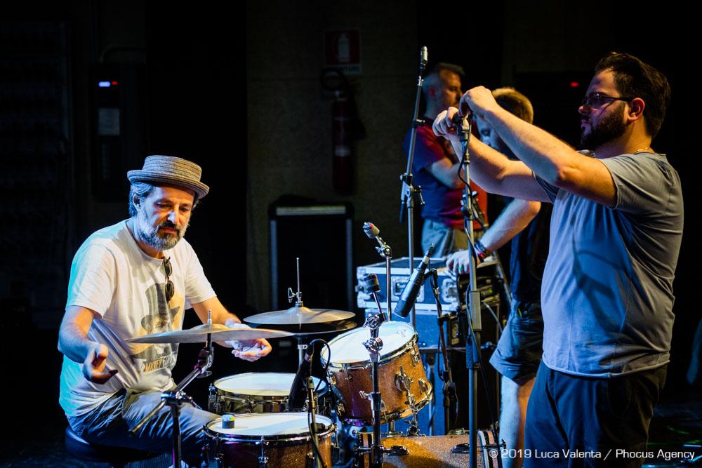 Musica in Villa 2019 - Sam Amidon & Guano Padano