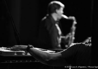 Il Volo del Jazz 2019 - CHRIS POTTER Circuits Trio